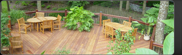 D & D Contracting | Louisville, Kentucky | Deck Builders